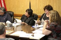 image of city council meeting
