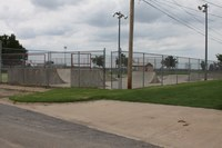 image of the skateboard park