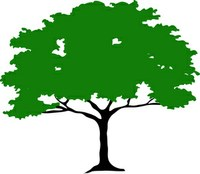 clipart of a tree