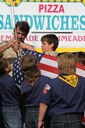 Jubilee 2013 (12) Boy Scouts